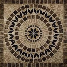 Resultado de imagen para marble mosaic medallions