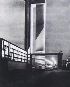 Szymon Syrkus, Pawilon Nawozów Sztucznych na Powszechnej Wystawie Krajowej w Poznaniu, 1929