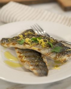 Tomato-Marinated Grilled Fish Recipe