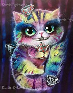 """""""Cheshire"""" by Kurtis Rykovich"""