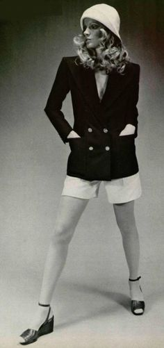 1971 Yves Saint Laurent | wardrobe reference for Catherine Mortinné @ The Last Canvas online novel.