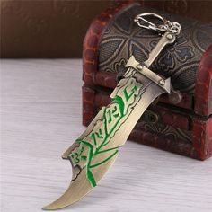 Now available on our store : LEAGUE OF LEGENDS...   SHOP HERE : http://pica-collection.com/products/league-of-legends-riven-the-exile-sword-keychain