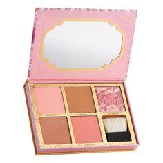 Cheekathon - Palette blush de Benefit Cosmetics sur sephora.fr : Toutes les plus grandes marques de Parfums, Maquillage, Soins visage et corps sont sur Sephora.fr