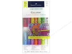 FaberCastell Gelatos Mix & Match Set Brights