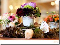 Mossy Teacups