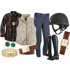 Flannels 'n Fall - Polyvore