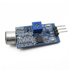 [Visit to Buy] 6082 voice Sound Detection Sensor Module for Arduino DIY Intelligent Smart Vehicle Robot Helicopter Airplane Aeroplane Boart Car #Advertisement