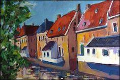De hangende keukens van Appingedam, Arie Zuidersma