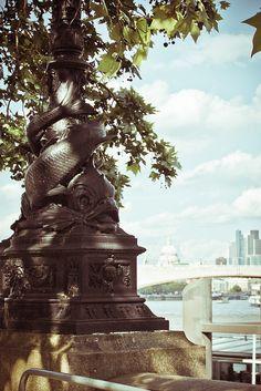 Lamp Post, via Flickr.