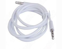 G4GADGET® Approve Quality White 3.5mm AUX Stereo Male to Male AUX Spiral Cable cord (1 meter) For Apple iPad4  No description (Barcode EAN = 5053965150308). http://www.comparestoreprices.co.uk/december-2016-6/g4gadget®-approve-quality-white-3-5mm-aux-stereo-male-to-male-aux-spiral-cable-cord-1-meter-for-apple-ipad4-.asp