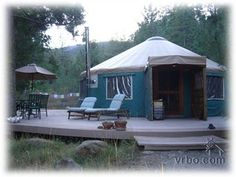 best yurt ever...near mt. shasta in california