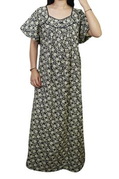 http://www.ebay.in/itm/Indiatrendzs-Women-Nighty-Cotton-Black-Floral-Printed-Summer-Maxi-Night-Wear-52-/302372710937?hash=item4666d16a19