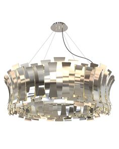 Etta Round Pendant Light