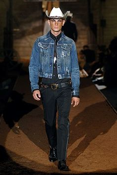 Dsquared2 Spring 2006 Menswear Collection Photos - Vogue