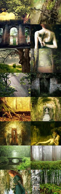Brave: Journey into the Realm of The Enchanted by Deanna Davis on Etsy--Pinned with TreasuryPin.com