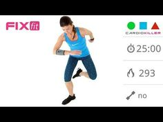 Top Cardio Killer 2 - Workout Brucia Grassi Ad Alta Intensità - YouTube