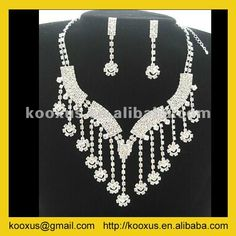 Wedding Party Bling jewelry