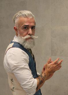 Grey beard part 2: Electric Boogaloo
