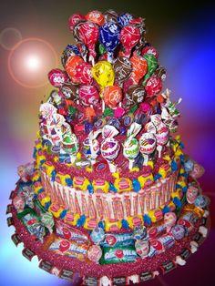 candy theme invitations - Google Search
