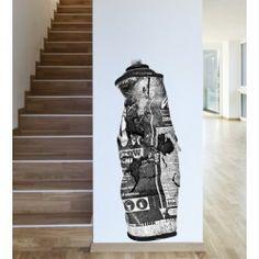 Entrez dans le monde du #Street #Art et transformez votre #intérieur en #décoration #Underground grâce à notre #sticker #Spray #Can ! Un #autocollant trash et non conformiste qui rendra votre #salon unique !