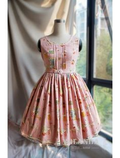 Yolanda Sheep Tailor Shop Lolita JSK Dress 3 Colors In Stock