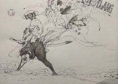Bio-Mech Concept Sketch