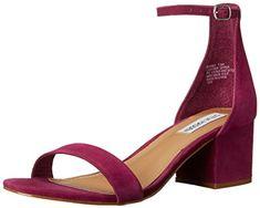 Steve Madden Women's Irenee Heeled Sandal, Berry Suede, 5... https://www.amazon.com/dp/B01CGUBR8A/ref=cm_sw_r_pi_dp_Q0xFxbZ7ESKB4