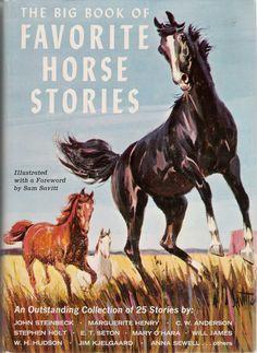 The BIg Book of Favorite Horse Stories (il Sam Savitt)