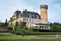 Château de Faverges-de-la-Tour ~ Savoie ~ Rhone Alpes ~ France