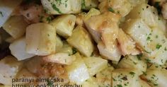 Mennyei Diétás brassói zellerből (fázisfotókkal) recept! A receptet Mautner Zsófinál láttam, de korábban más blogokban is olvastam róla, hogy a zellergumó kiválóan helyettesíti a /sült/krumplit. A receptet minimális változtatással készítettem el. Vacsorára szerettem volna valami olyat főzni, ami viszonylag kevés kcal-t tartalmaz, de van térfogata :) A zellernek van egy jellegzetes íze, amit nem tudok meghatározni. Érdemes kipróbálni, szerintem finom és nagyon laktató. Kis ch-és n...
