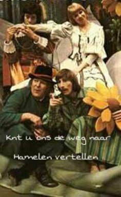 Kunt ons de weg naar Hamelen vertellen meneer