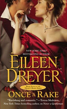 **Author Peek** Interview with EILEEN DREYER, author of ONCE A RAKE, includes a chance to #WIN an autographed copy of ONCE A RAKE. See blog for details. http://www.karendocter.com/blog/author-peek-interview-with-eileen-dreyer.html