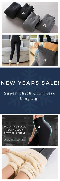 Slim ladies warm Legging show your legs look more slender and keep warm in autumn and winter,a wardrobe esstantial leggings for ladies. Currently 50%OFF with Free Shipping!! Only on neulons.com Cashmere Leggings, Warm Leggings, Winter Leggings, Skirt Leggings, Cashmere Wool, Thermal Leggings, S Curves, Body Warmer, Sweater Shirt
