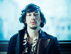 """Adam Driver's New Photo Shoot Will Help You Cope With """"Girls"""" Withdrawal"""