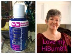 """Tennie is beyond excited to share her story so far with our new Night Time Weight Loss supplement, HiBurn8......  """"I LOVE MY HiBurn8!! <3 I have been taking HiBurn8 for about 2 weeks. This is one of SBC's newest weight loss products! I have had problems sleeping for years. My doctor gave me Ambien and it helped some. The side effects were horrible...waking up after 2 hours groggy and disoriented - not being able to go back to sleep or sleeping fitfully for a few more hours. Horrible!! The…"""