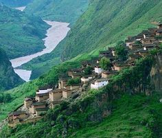 Baoshan Stone City, Yunnan, one of the 'top 10 ancient cities: China's best kept secret' by China.org.cn.