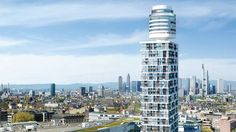 Neubau von Henninger Turm in Frankfurt: Freier Rundblick für alle   Frankfurt
