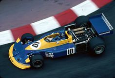 1976 GP Monaco  (Ronnie Peterson) March 761 - Ford