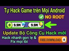 Update - Cách hack game cho mọi Android NO ROOT - Bộ công ... Game Hacker, Android, Gaming Tips, Games, Train, Gaming, Plays, Game, Toys