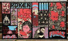 broken fingaz.. . #streetart #brokenfingaz