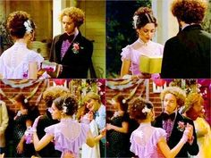 """He took her to Prom when Kelso didn't. 