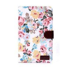 Noarks Flowers Samsung Galaxy Tab 4 7.0 Case