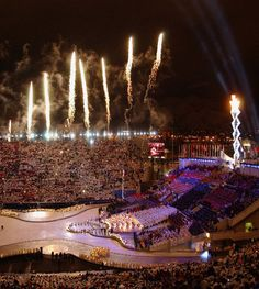 Olympic Games: Opening ceremonies throughout the years: 2002 Salt Lake City