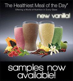 Shakeology samples #shakeology #protein #superfoods