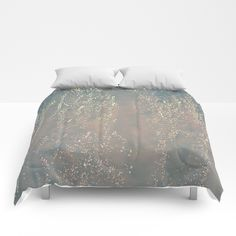 Our comforters are cozy, lightweight pieces of sleep heaven. Designs are printed onto 100% microfiber polyester fabric for brilliant images and a soft, premium touch. Lined with fluffy polyfill and available in king, queen and full sizes. Machine washable with cold water gentle cycle and mild detergent. #juledecule #society6 #comforters #bettdecke #design #homeinterior #interior