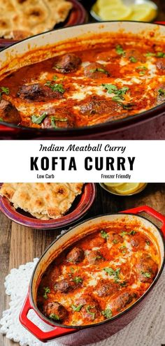 Kofta curry is a scrumptious dish of succulent grilled or broiled beef meatballs in a wealthy, creamy and spicy sauce. It is filled with aromatic Indian spices and makes a terrific weeknight dinner. Minced Beef Recipes, Ground Beef Recipes, Curry Recipes, Ground Beef Curry Recipe, Beef Mince Recipes, Low Carb Recipes, Cooking Recipes, Diet Recipes, Le Curry