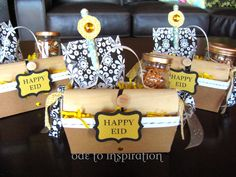 Eid al-Adha Gift Baskets Eid Al Adha, Eid Eid, Eid Hampers, Fest Des Fastenbrechens, Eid Mubarak Gift, Eid Crafts, Ramadan Activities, Eid Party, Chocolate Wrapping