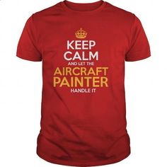 Awesome Tee For Aircraft Painter - custom hoodies #novelty t shirts #music t shirts