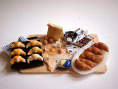 Croissants Preparation Board | by Vesi Koleva