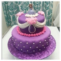 sofia princess cakes - Buscar con Google